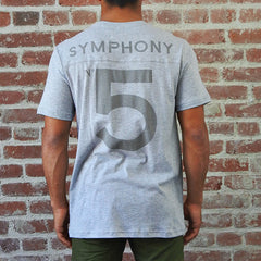 SYMPHONY No.5 JERSEY - Heather