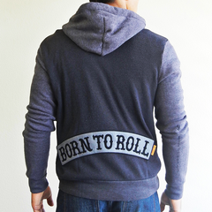 BORN TO ROLL / ZIP-Up (B2R)