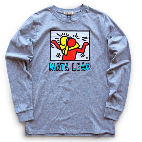 Mata Leao / Long Sleeve Tee Heather