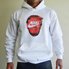 NASTY HOODY WHITE