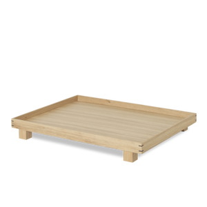 Bon Wooden Tray _ Oak
