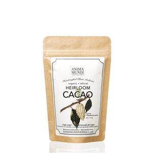 Organic Cacao _ Raw & Heirloom