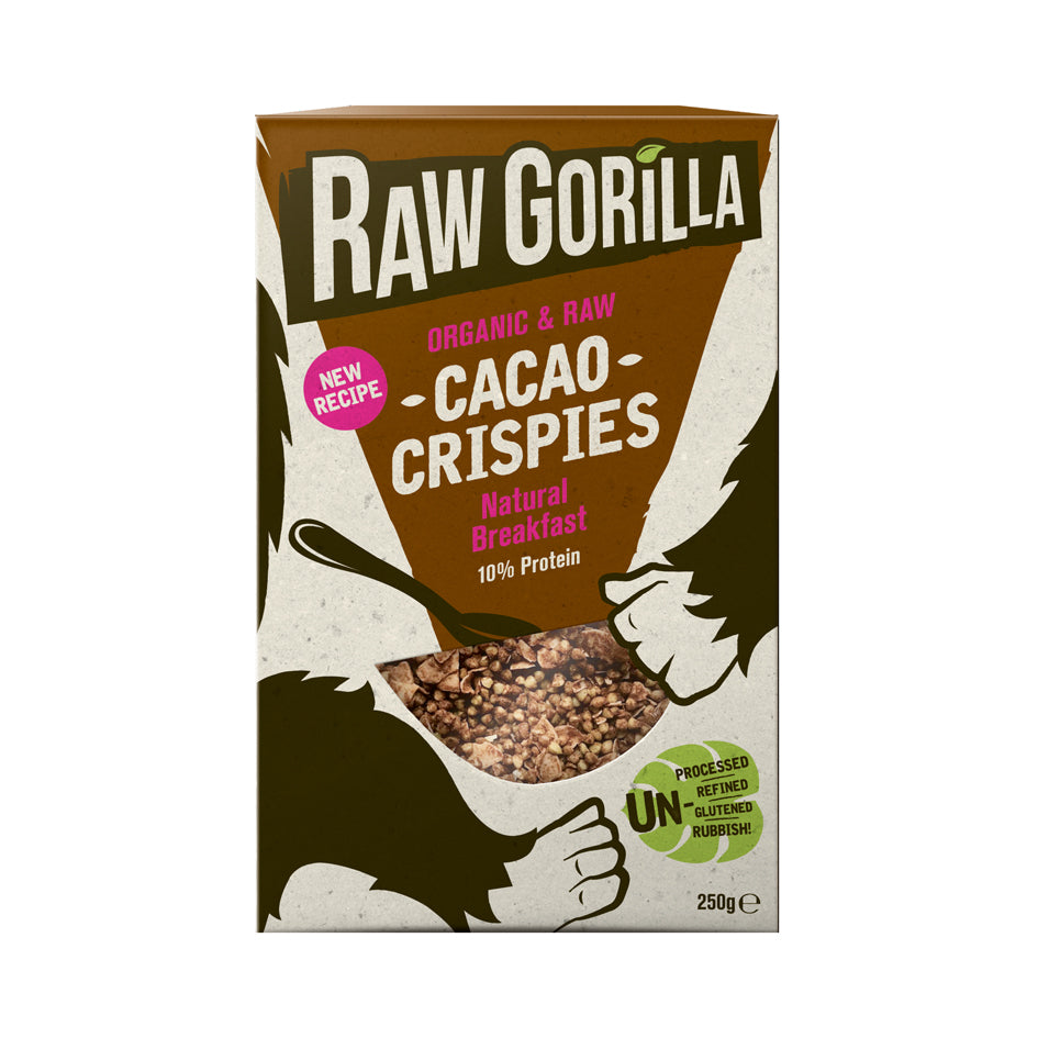 Vegan Cacao Crispies