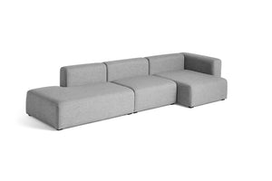 Mags Sofa _ 3 Seater Open Side + Chaise Longue