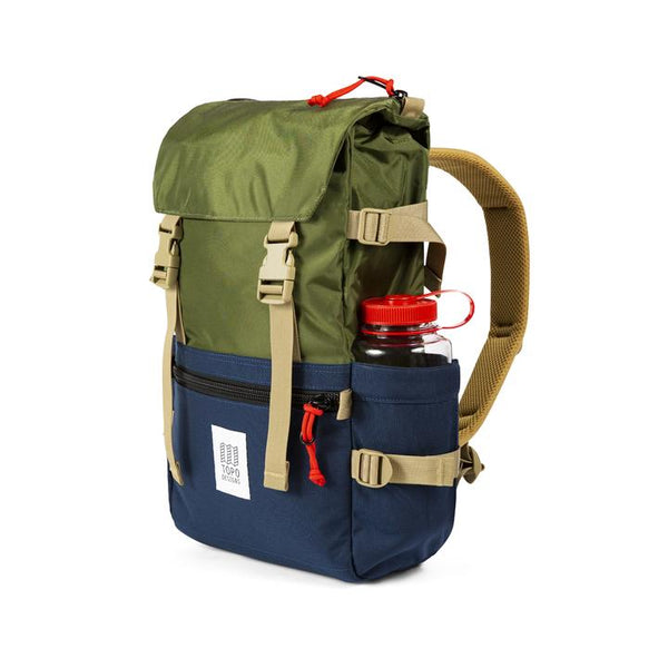 Rover Pack _ Classic _ Olive & Navy