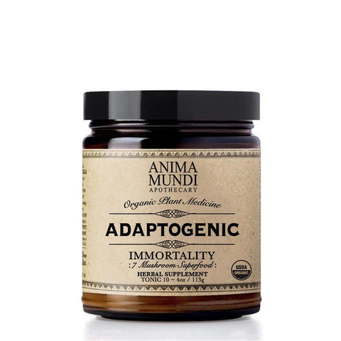 Adaptogenic Powder 7 Mushrooms & Heirloom Cacao