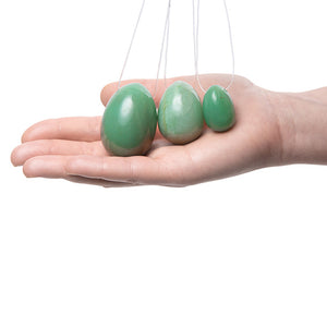 Yoni Egg Set _ Jade