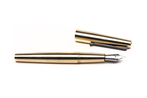 Brass Gist Fountain Pen