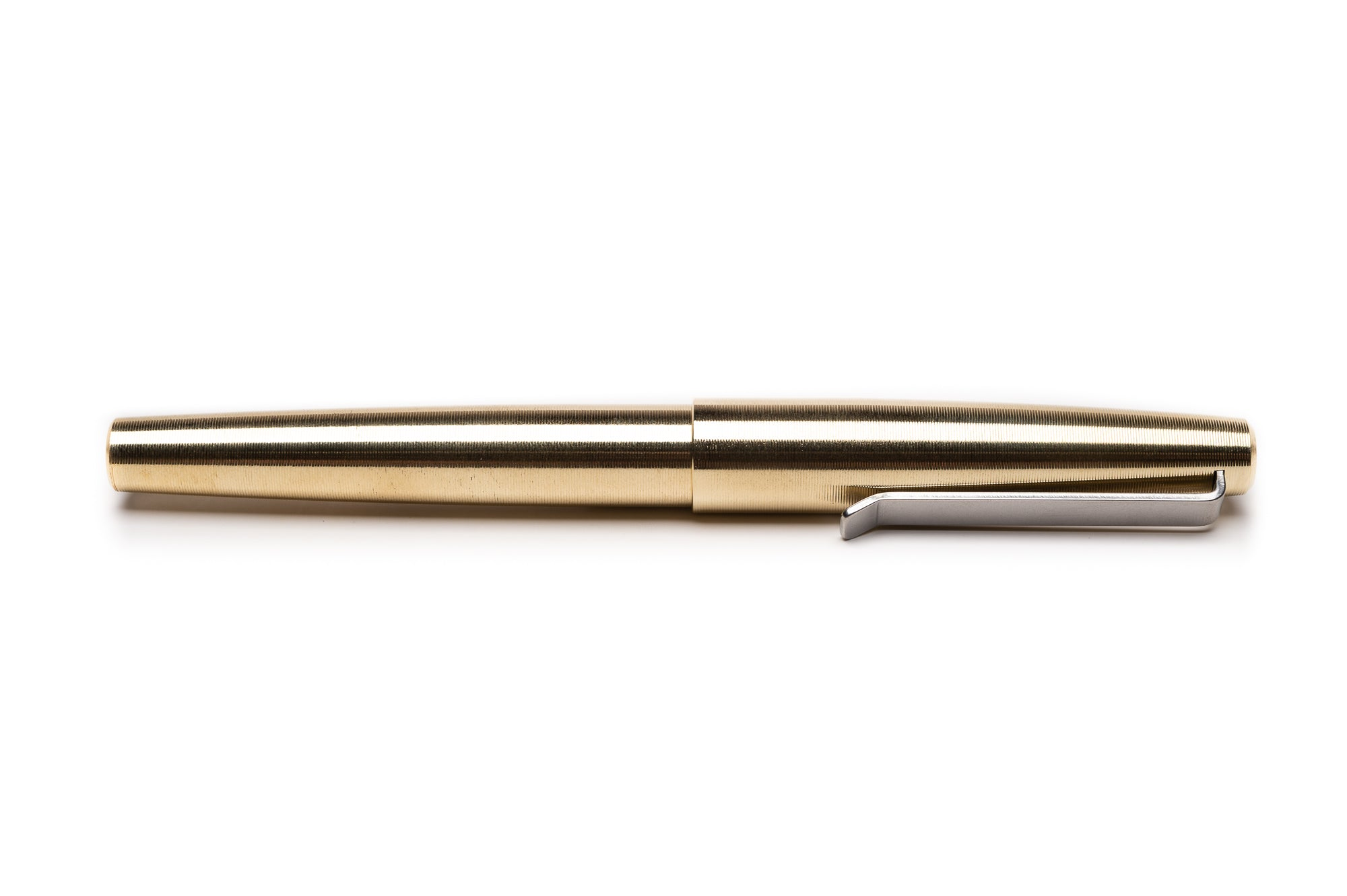 Brass Pen by Tactile Turn