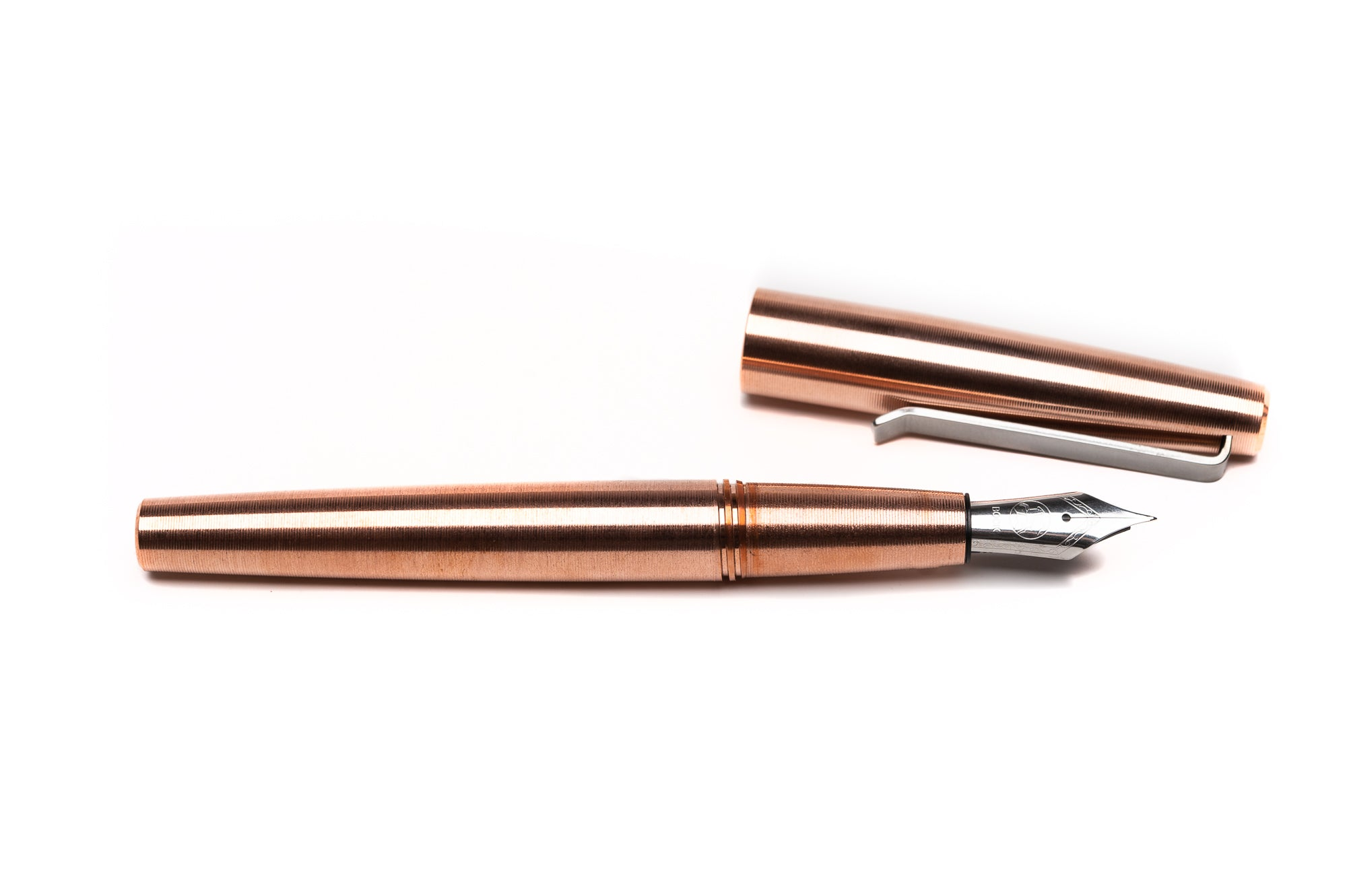Copper Fountain Pen