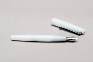 White Gist Fountain Pen