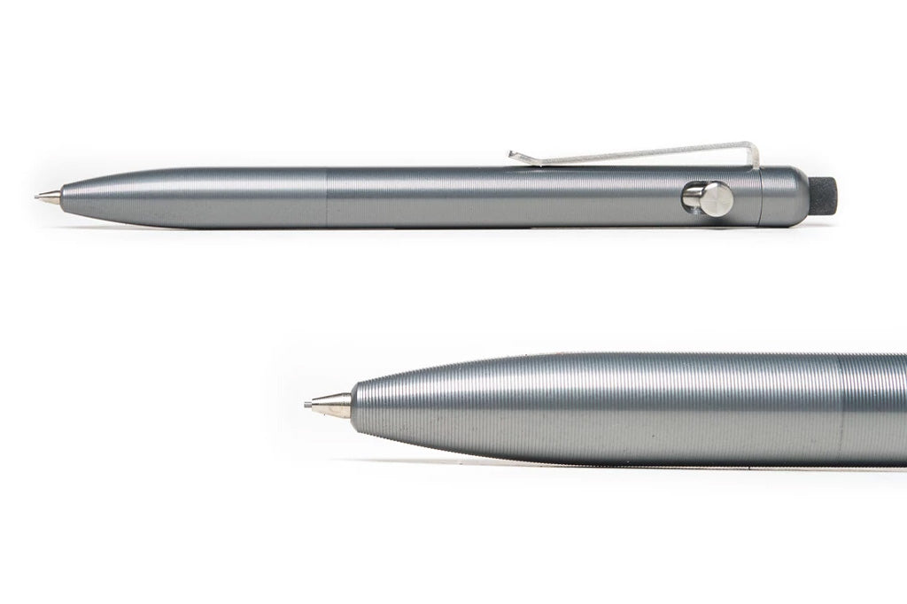 Gray Anodized Aluminum Pencil