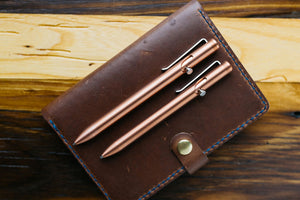 Copper Pens by Tactile Turn