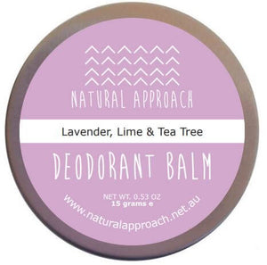 Natural deodorant - MEGA PACK