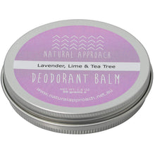 Load image into Gallery viewer, 50g - Lavender, Lime & Tea Tree - Natural Deodorant