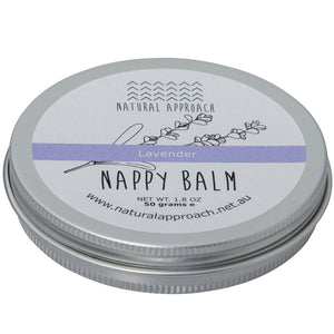 *NEW* Lavender Nappy Balm - 50g