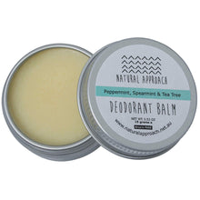 Load image into Gallery viewer, 15g - Bicarb FREE - Peppermint, Spearmint & Tea Tree - Natural Deodorant