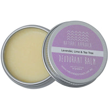 Load image into Gallery viewer, 15g - Lavender, Lime & Tea Tree - Natural Deodorant