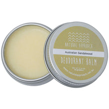 Load image into Gallery viewer, 15g - Australian Sandalwood - Natural Deodorant