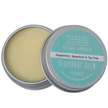 Load image into Gallery viewer, 15g - Peppermint, Spearmint & Tea Tree - Natural Deodorant