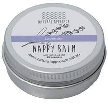 Load image into Gallery viewer, Natural Lavender Nappy Balm - 12g