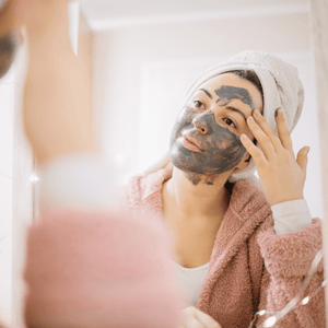 Sweet Coconut Charcoal Face Mask 40g