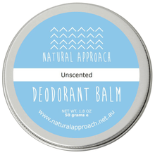 Load image into Gallery viewer, 50g - Unscented - Natural Deodorant