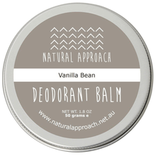 Load image into Gallery viewer, 50g - Vanilla Bean - Natural Deodorant