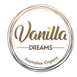 Vanilla Bean - natural deodorant