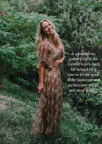 Arabella Dress on Angie. Beautifully inspired by nature.