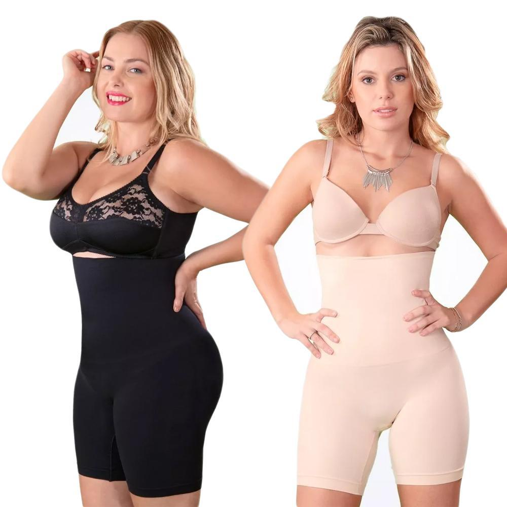 Damen Miederhose Higher Power Shapewear - poponuss