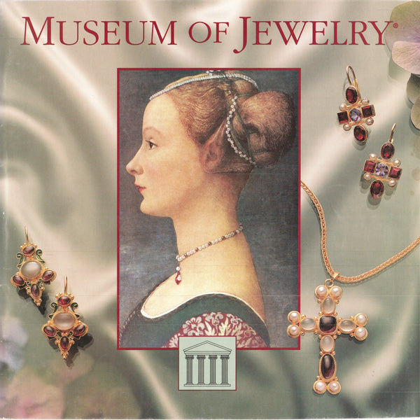 Museum of Jewelry Catalog Cover
