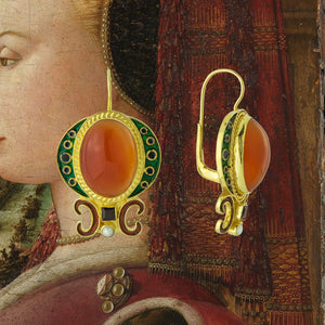 renaissance jewelry from the museum of jewelry