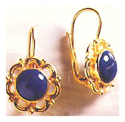 Westminster Lapis Earrings
