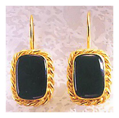 Blackheath Onyx Earrings
