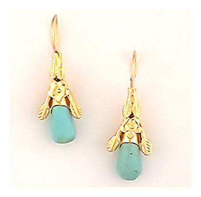 Mayfield Turquoise Earrings