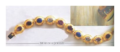 Piccadilly Mix Stone Bracelet