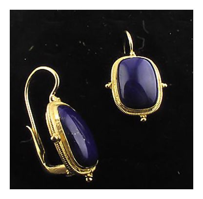 Cambridge Lapis Earrings