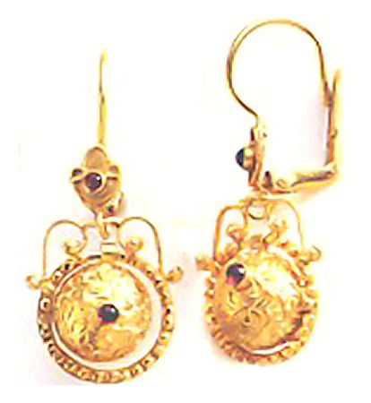 14k Conservatory Earrings