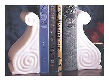Greek Revival Bookends