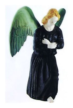Genuflecting Angel