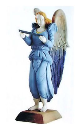 Angel With Scroll