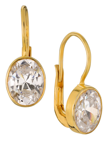 Downtown Diva Cubic Zirconia Earrings