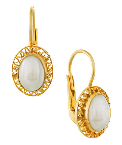 Pearl Parlor Earrings