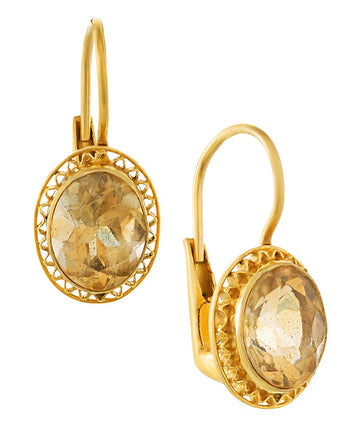 Citrine Parlor Earrings
