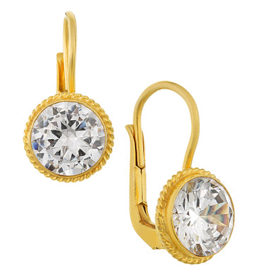 Caruso Cubic Zirconia Earrings