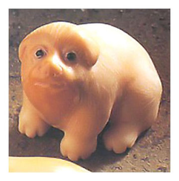 Japanese Netsuke Dog