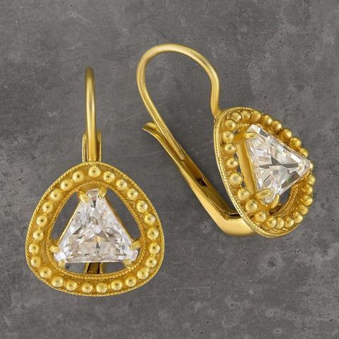 Lammermoor Cubic Zirconia Earrings