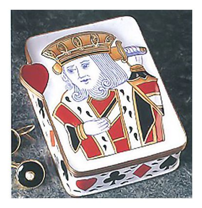 King Of Hearts Box