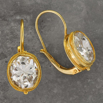 Maharashtra Cubic Zirconia Earrings